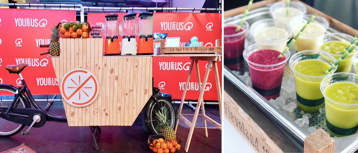 SMOOTHIES EN CATERING